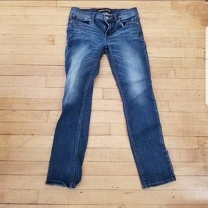 Express Skinny Midrise Jeans 6S